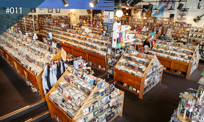 The world's best record shops #011: Waterloo Records, Austin