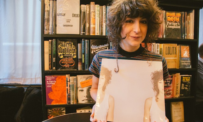 Confessions of a vinyl virgin: Lail Arad on pressing her first record