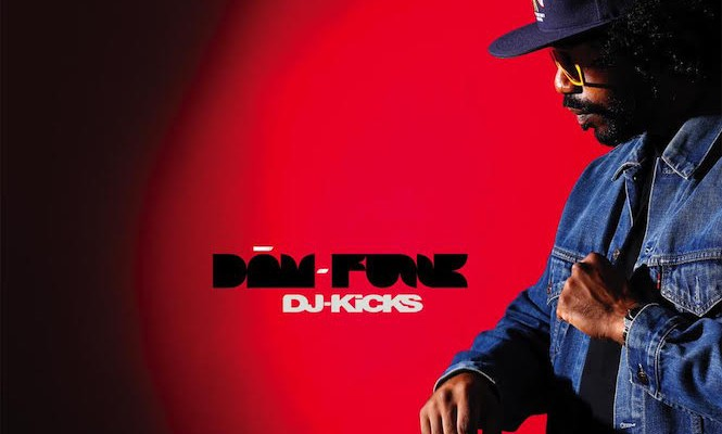 DaM-FunK next to release DJ-Kicks mix on vinyl