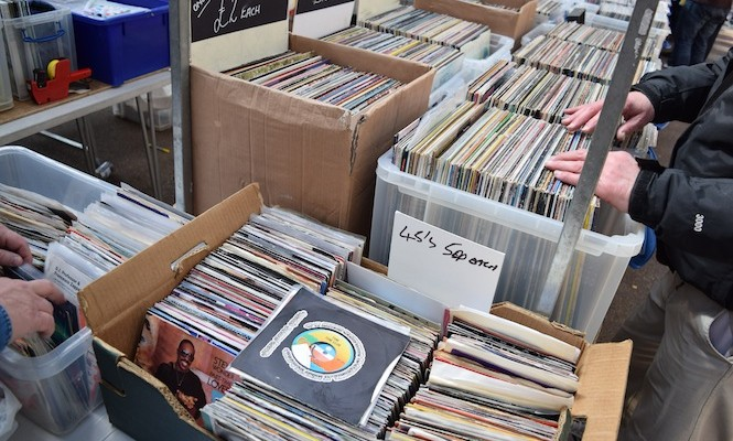 Brooklyn Flea Record Fair returns next month