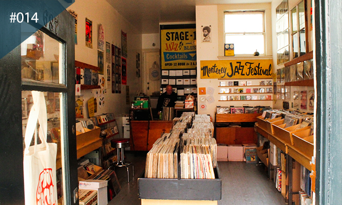 The world's best record shops #014, Groove Merchant, San Francisco