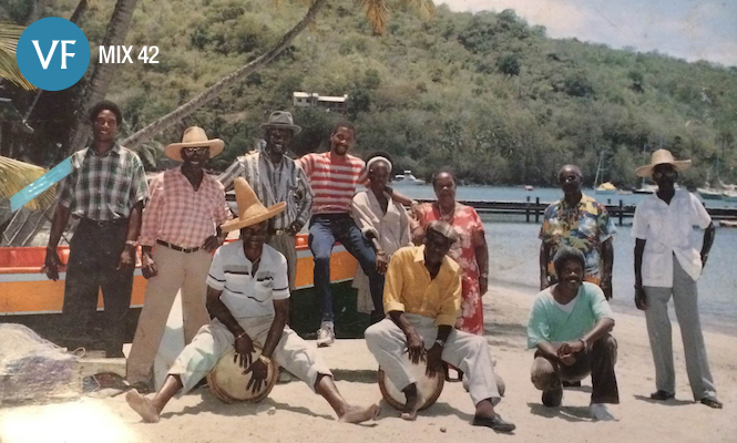 Listen to Sofrito's island disco vinyl mix