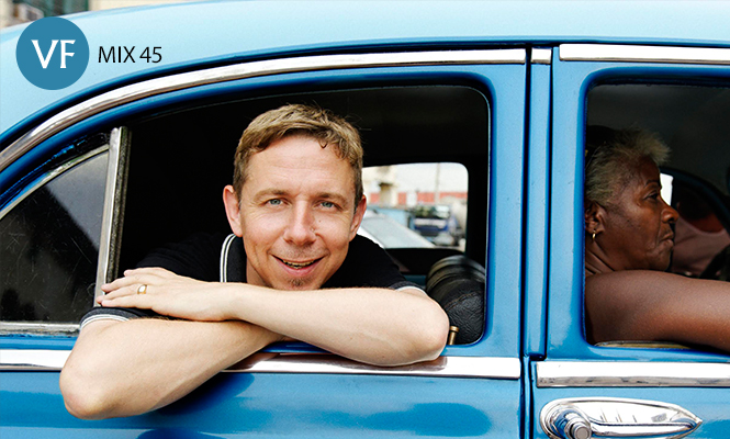 Listen to Gilles Peterson's vinyl mix of far-out Cuban records