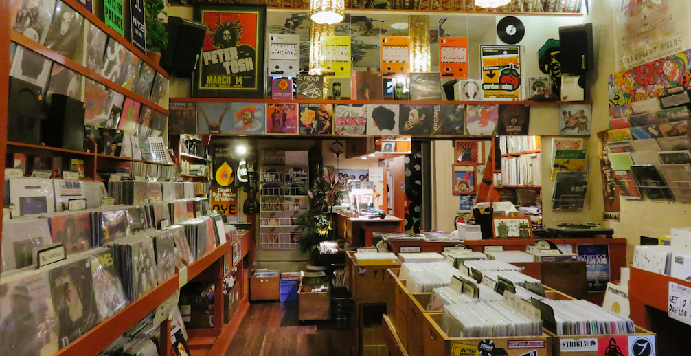 Best online record shops
