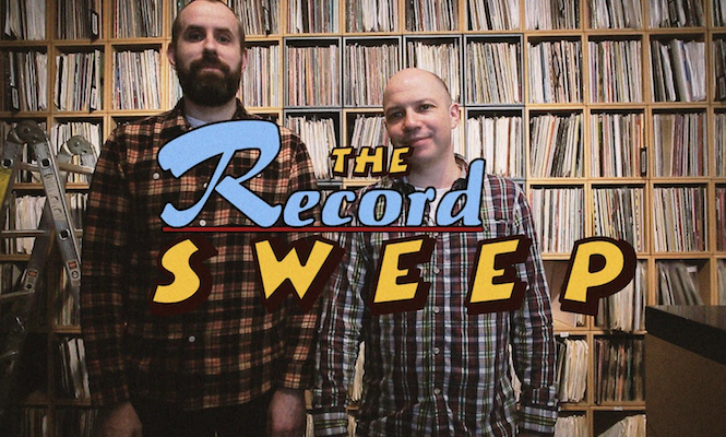 The Record Sweep: Watch Mogwai try and spend £100 on vinyl in just 10 minutes