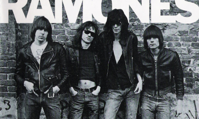 The Ramones' debut album to receive 40th anniversary deluxe reissue