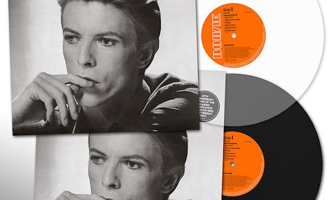 David Bowie&#8217;s best of compilation <em>Changesonebowie</em> reissued on vinyl