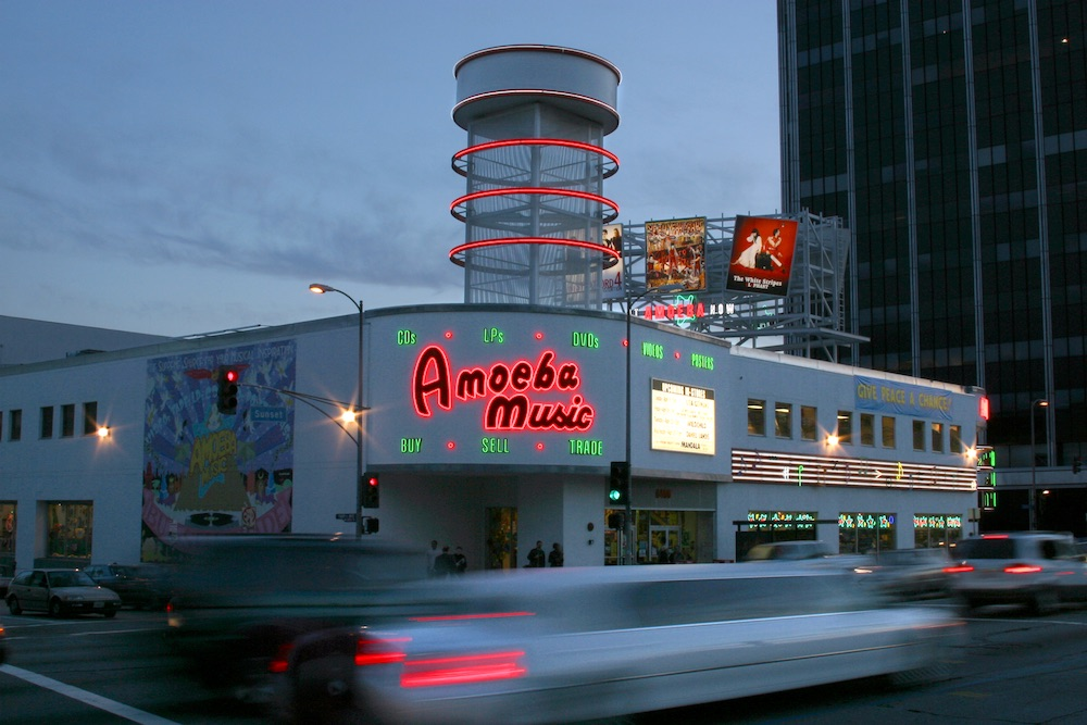 The world's best record shops #019: Amoeba Music, Los ...