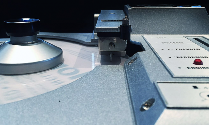 A beginner's guide to lathe cutting your own records