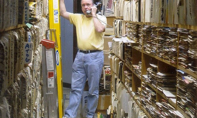 Meet the man with 4 million vinyl records for sale