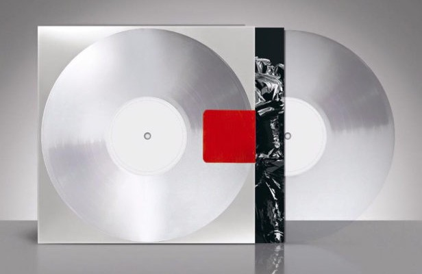 Unused vinyl design for Kanye West's <em>Yeezus</em> revealed