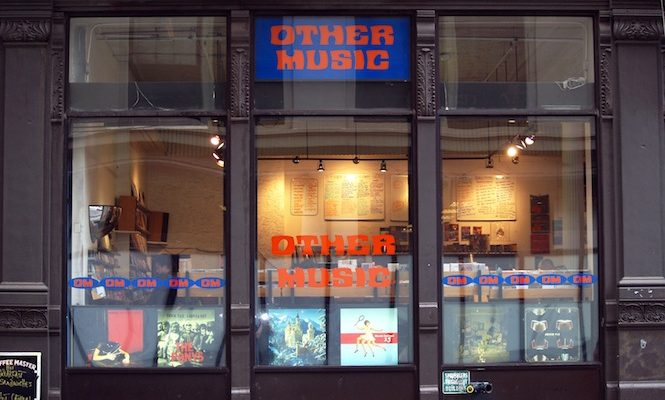 Take an interactive 360-degree tour of NYC's legendary Other Music shop