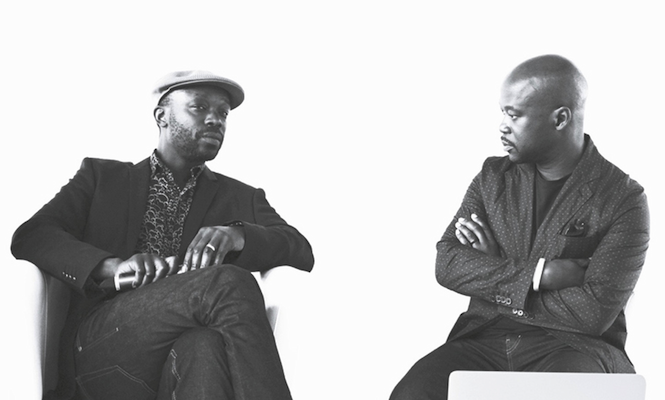 Architect David Adjaye and composer brother Peter collaborate on limited vinyl release