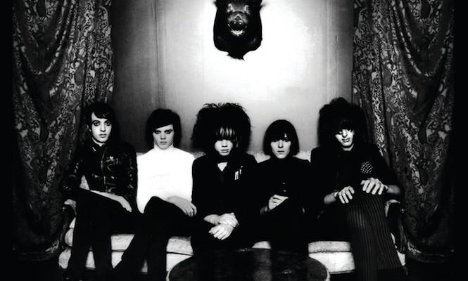 The Horrors to reissue debut <em>Strange House</em> on vinyl with bonus 7&#8243;