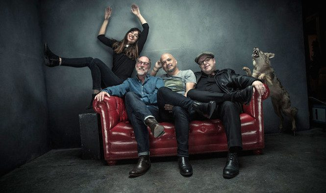 Pixies announce new album <em>Head Carrier</em> as limited edition box set