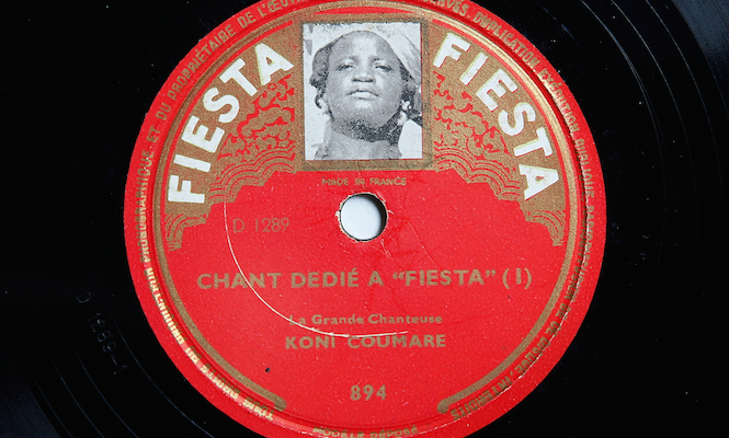 Explore African sound heritage with this amazing mix of 78rpm records
