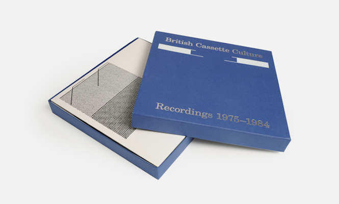 British Cassette Culture captured in massive 8LP vinyl box set
