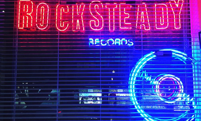 New record shop Rocksteady Records opens in Melbourne