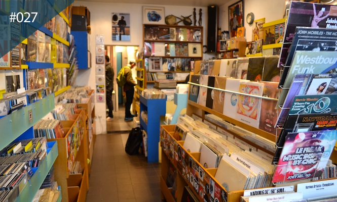 The world's best record shops #027: Betino's, Paris