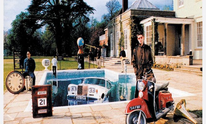 Oasis to reissue <em>Be Here Now</em> as deluxe vinyl edition