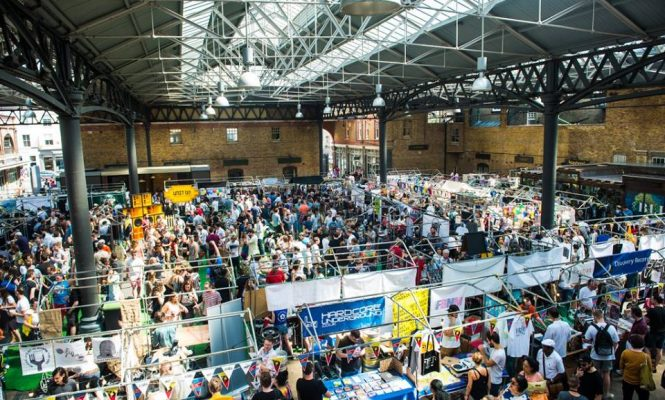 Independent Label Market debuts in Paris with Ed Banger, Because Music, Pias France