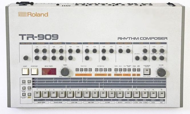 Roland hints at new TR-909 drum machine