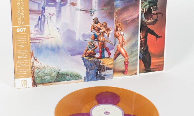 SEGA's <em>Golden Axe</em> soundtracks to be released on vinyl