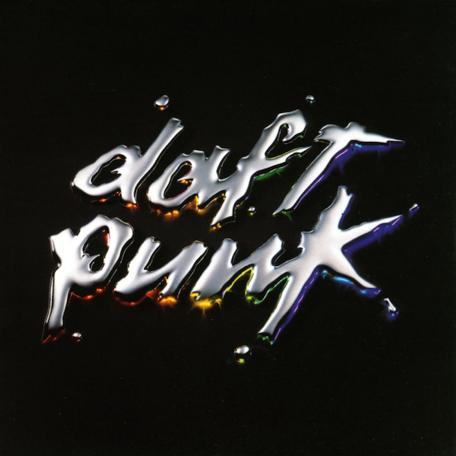 Daft-Punk-Discovery