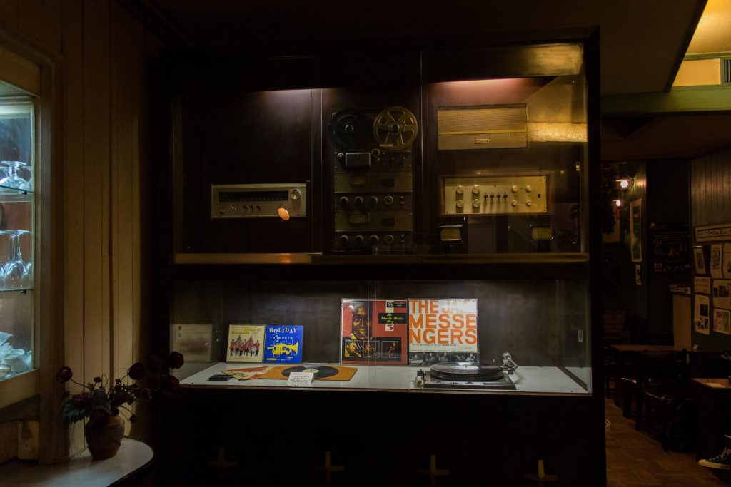 A Visual Chronicle Of Tokyo S Disappearing Jazz Bars The