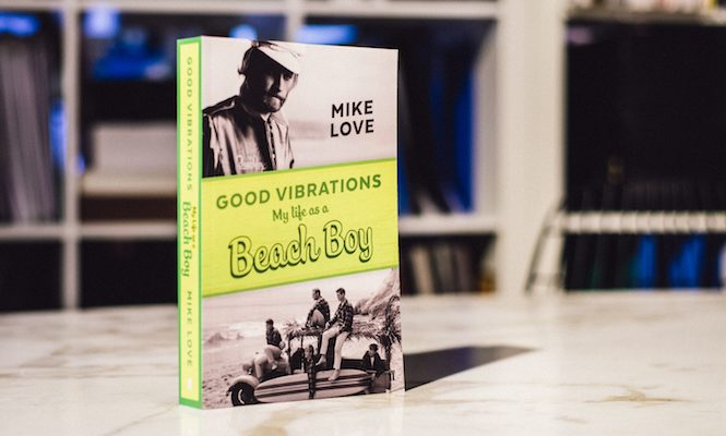 Mike Love set to publish new memoir <em>Good Vibrations: My Life As A Beach Boy</em>