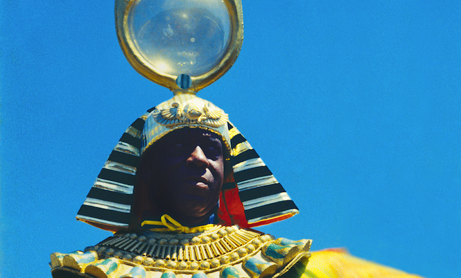 Classic And Unreleased Sun Ra Tracks Pressed To Coloured