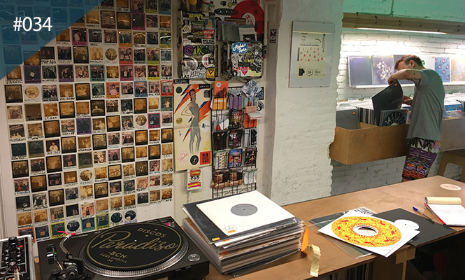 The world's best record shops #034: Discos Paradiso, Barcelona