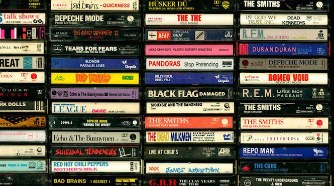 Cassette Store Day returns with Pixies, Courtney Barnett, Gonjasufi