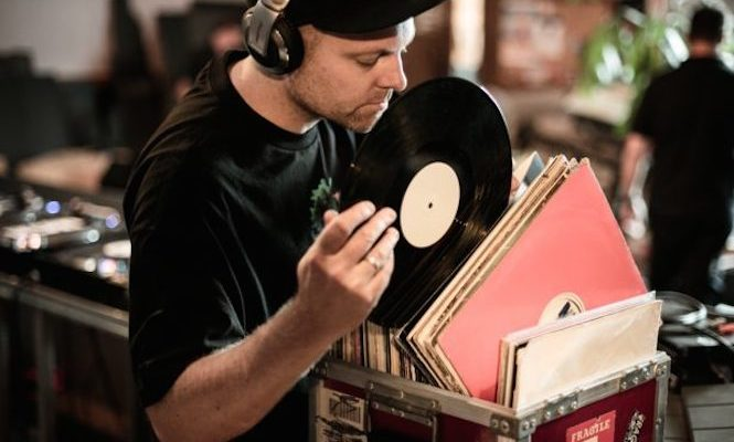 DJ Shadow to sell part of his record collection at Madlib event