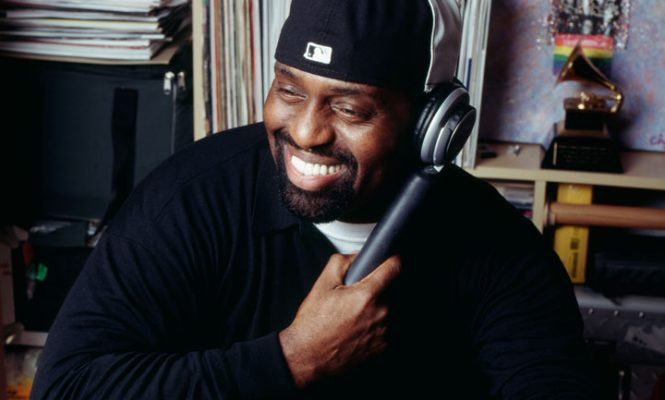 Frankie Knuckles' first ever remix reissued on Dark Entries