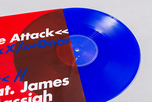 Massive Attack to release new single 'Dear Friend' on limited blue vinyl