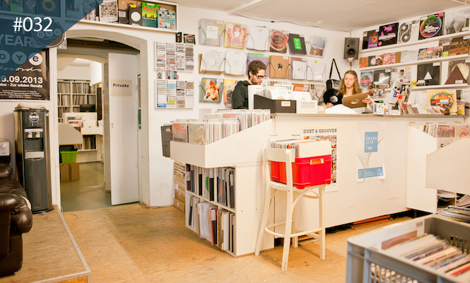 The world's best record shops #032: Oye Records, Berlin