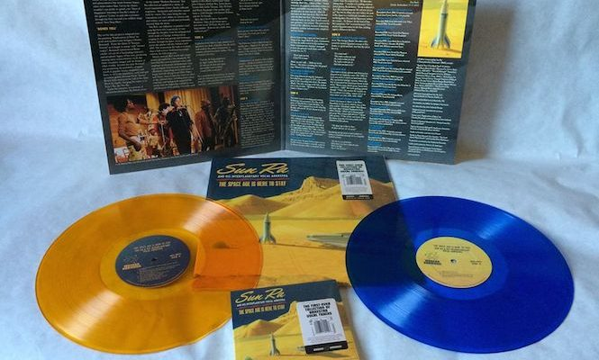First-ever collection of Sun Ra vocal tracks to be released on double vinyl