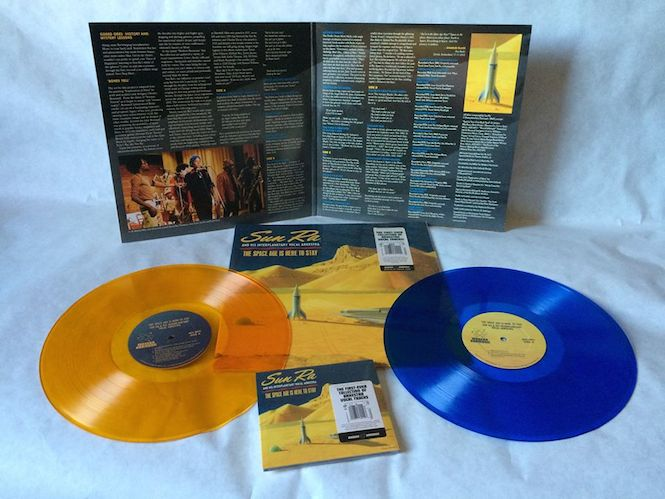 First Ever Collection Of Sun Ra Vocal Tracks To Be