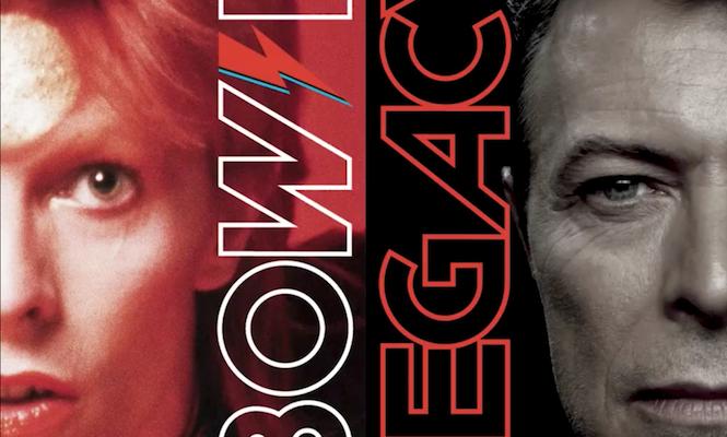 David Bowie singles collection <em>Bowie Legacy</em> announced on vinyl