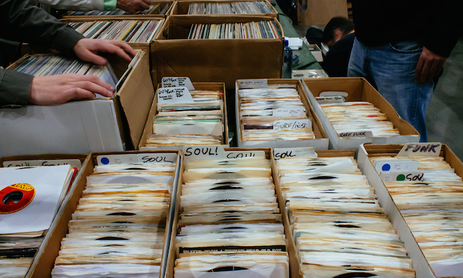 Over 3 million records already sold on Discogs this year