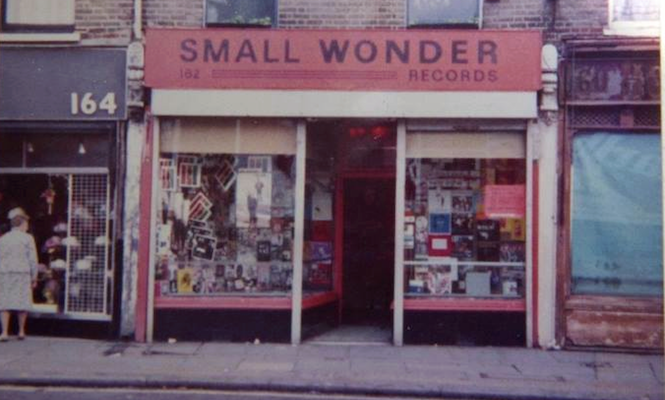 Punk exhibition celebrating Small Wonder Records opens in London