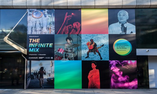 Enter The Infinite Mix – the immersive a/v exhibition is now open