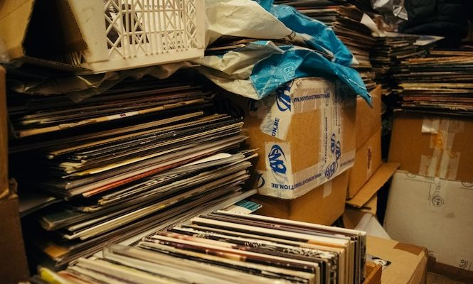 This guy rescued 50,000 records from destruction – but now they're ruining his life