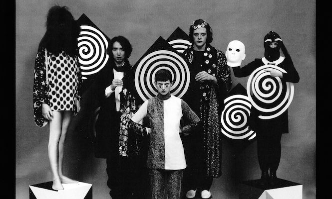 Listen to a new mix of astral weirdness, tripped-out drums and space jazz from Vanishing Twin