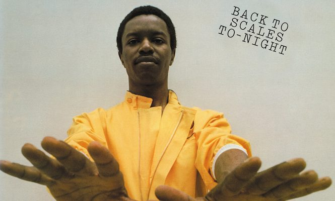 Wally Badarou&#8217;s debut album <em>Back To Scales To-Night</em> gets long-awaited vinyl reissue
