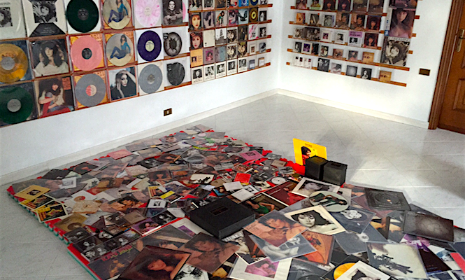 Is this the world's most dedicated Kate Bush collector?