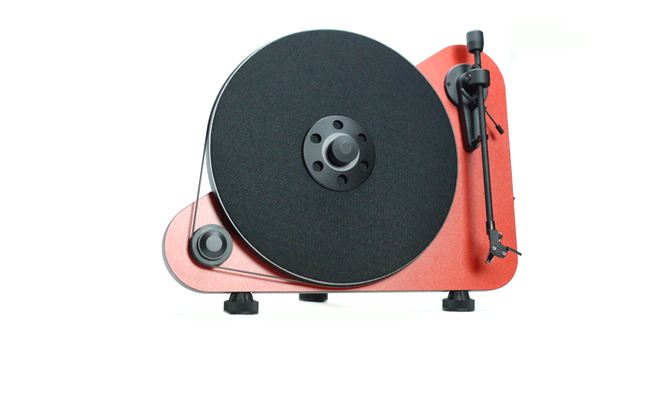 Turntable Review: Pro-Ject VTE-R (vertical turntable)