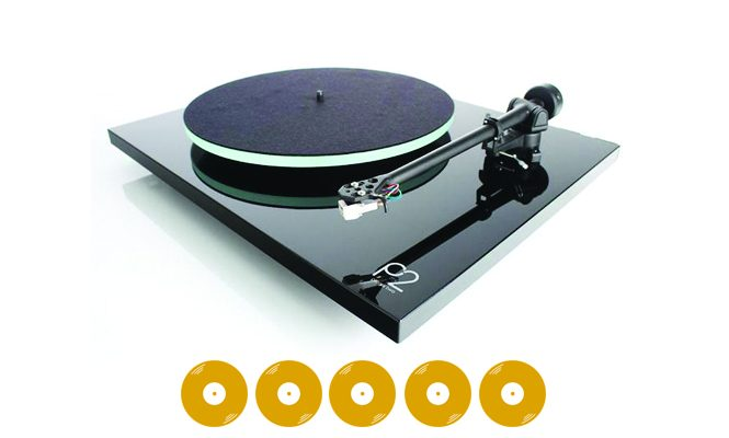 Turntable Review: Rega Planar 2 (RP2)