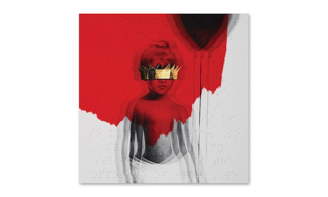 Rihanna's <em>Anti</em> to receive official vinyl release
